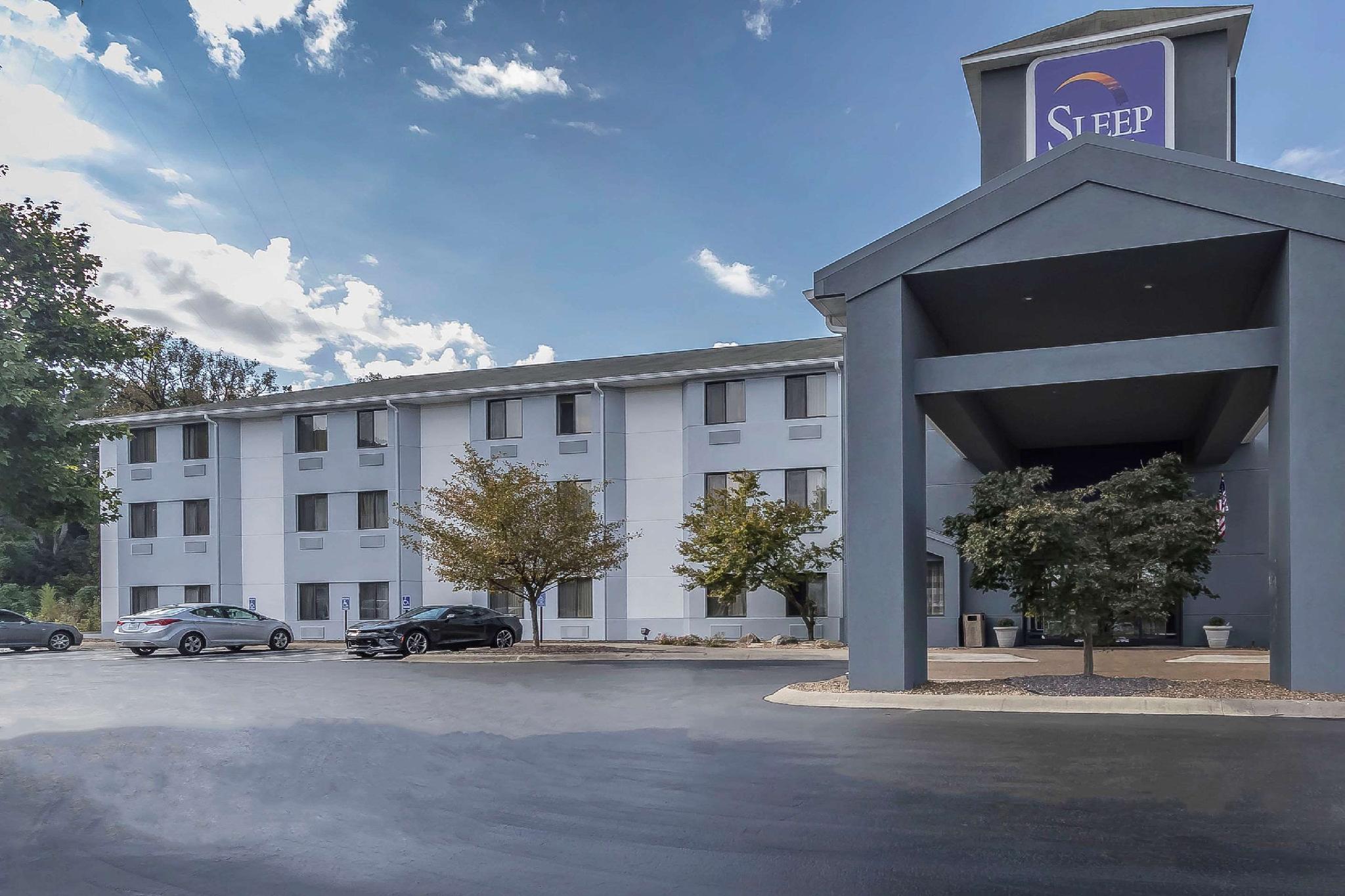 Sleep Inn Henderson Evansville South