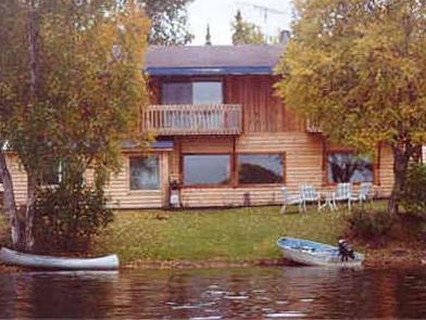 Daniels Lake Lodge B&B