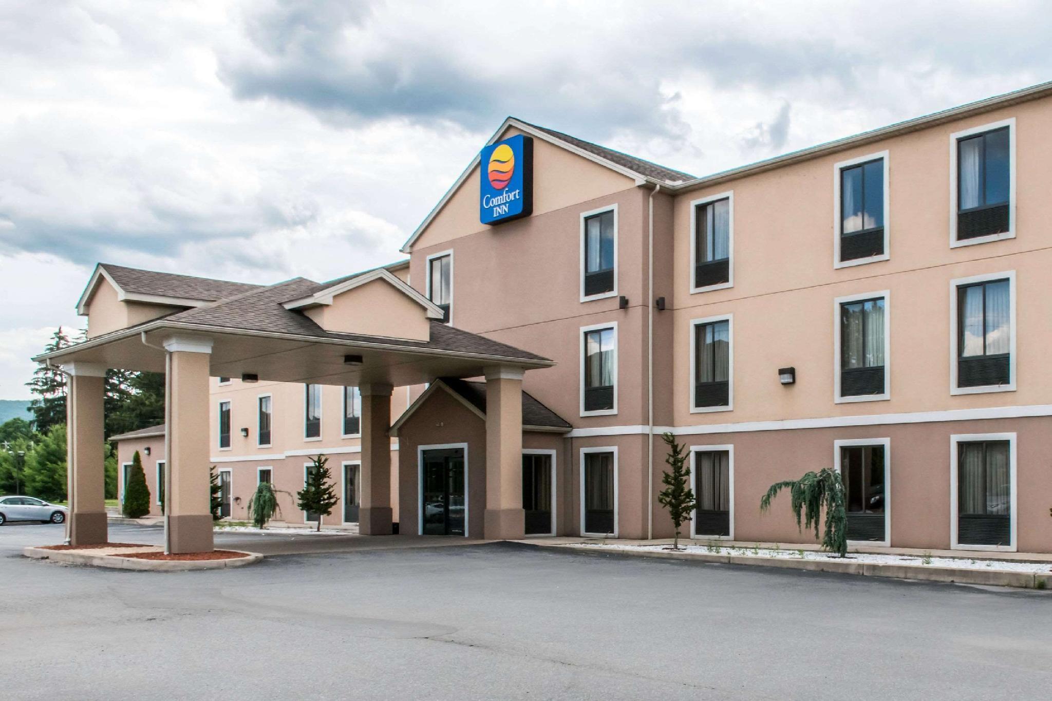 Comfort Inn Mifflinville   Bloomsburg