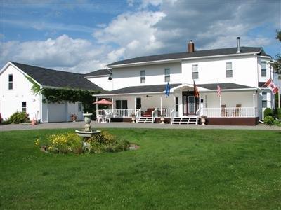 The Parrsboro Mansion Inn