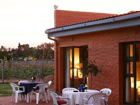 Culdesac Self Catering And Bed And Breakfast