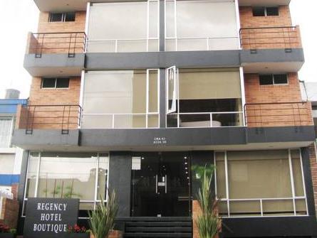 Hotel Regency Suites La Feria