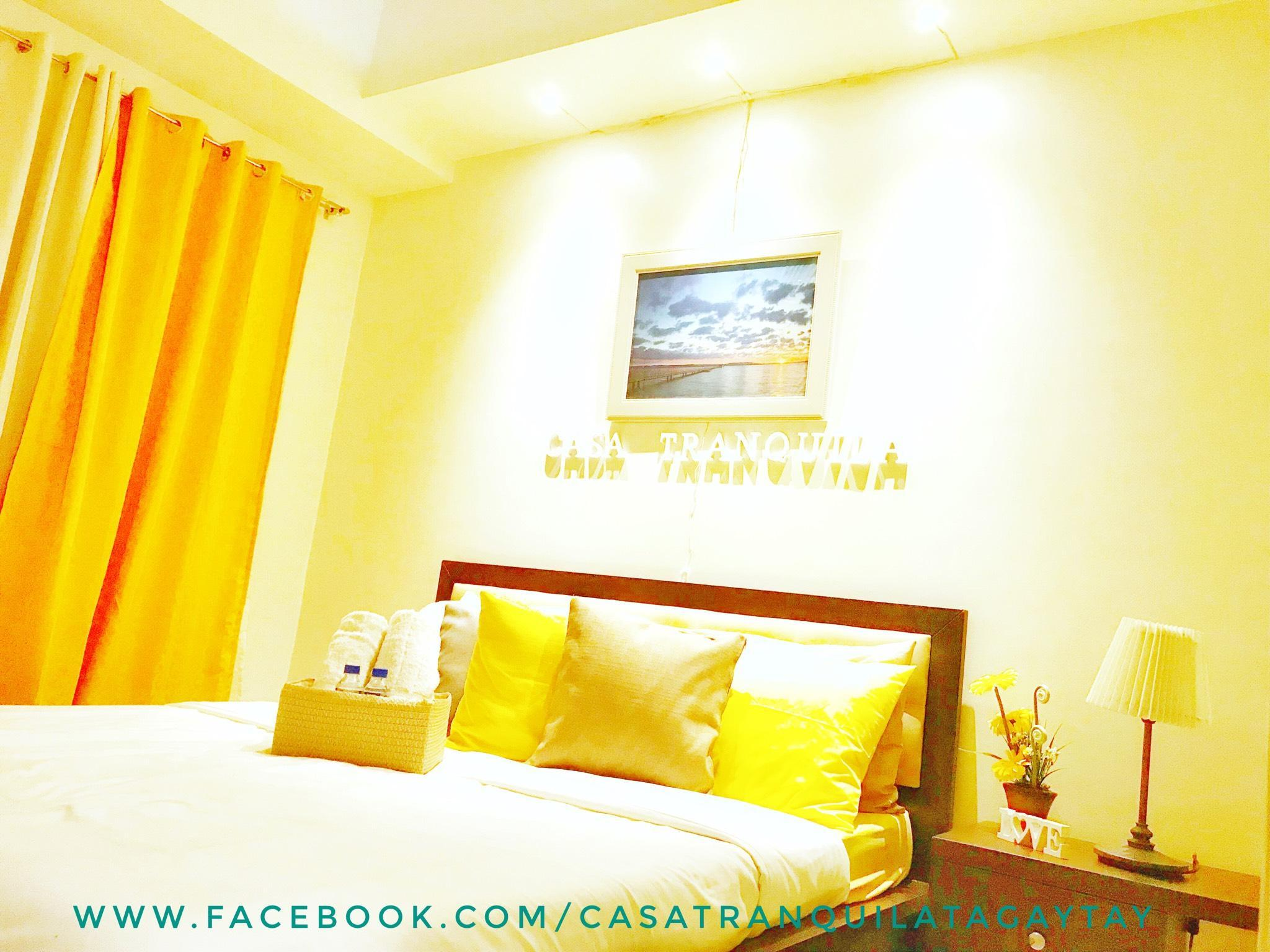 Casa Tranquila At SMDC Wind Residences Tagaytay