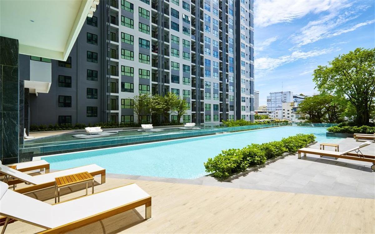 #1 Luxury Modern  1BR 300M  From Pattaya Beach #1 Luxury Modern  1BR 300M  From Pattaya Beach