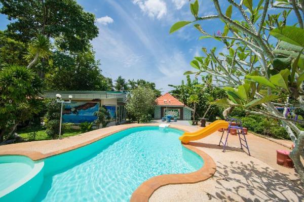 Tontarn Resort and Spa Khanom