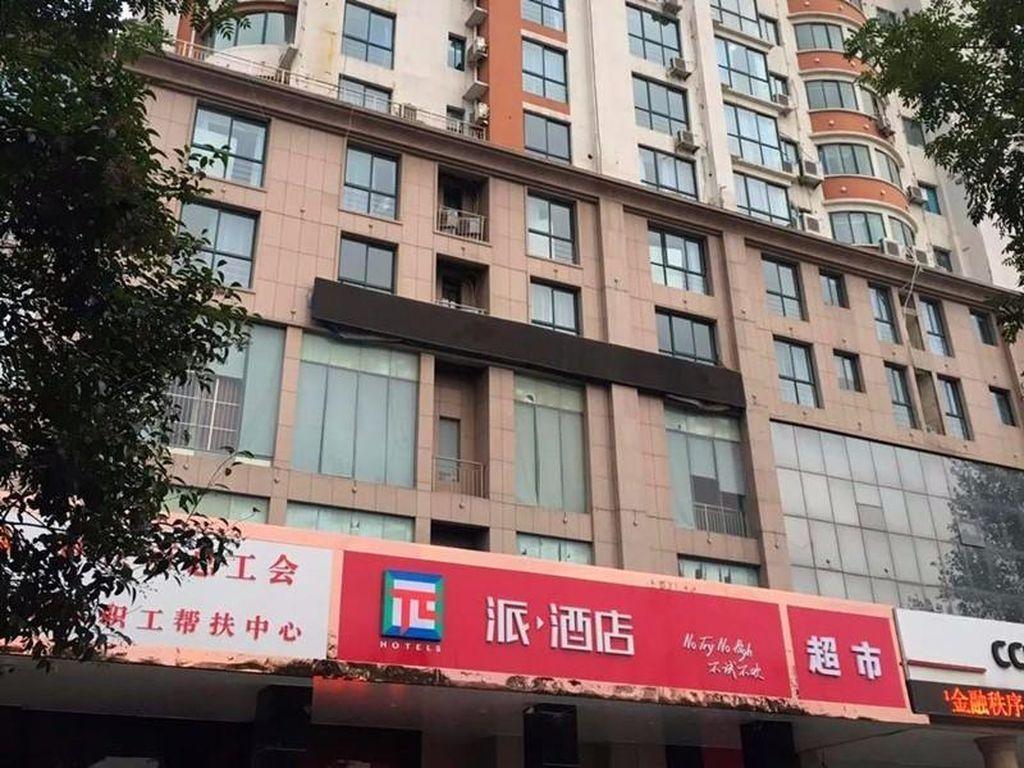 Pai Hotel Shangqiu Shenhuo Avenue Dihe Plaza