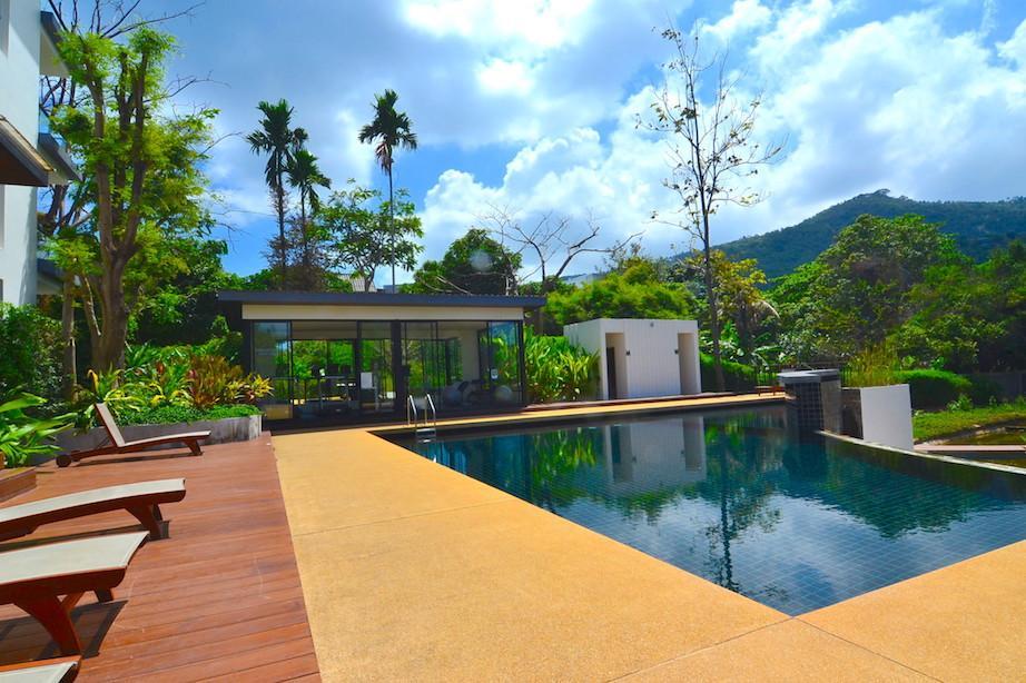 The Bleu Condo 2 Bedrooms Sea View Chaweng