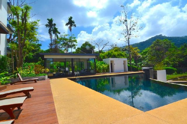 The Bleu condo 2 bedrooms  sea view Chaweng – The Bleu condo 2 bedrooms  sea view Chaweng