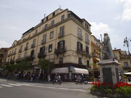 Piazza Tasso BandB