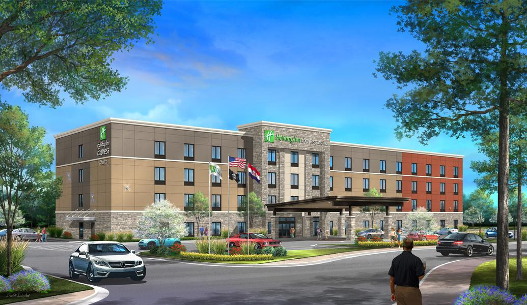 Holiday Inn Express And Suites St. Louise South I 55
