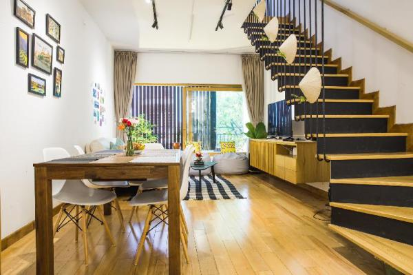 FULL UNIQUE VILLA with 3 BEDROOMS for BIG FAMILY Ho Chi Minh City