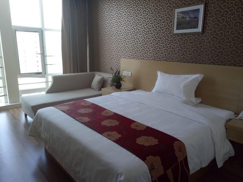 GreenTree Alliance Yinchuan South Bus Station Hotel