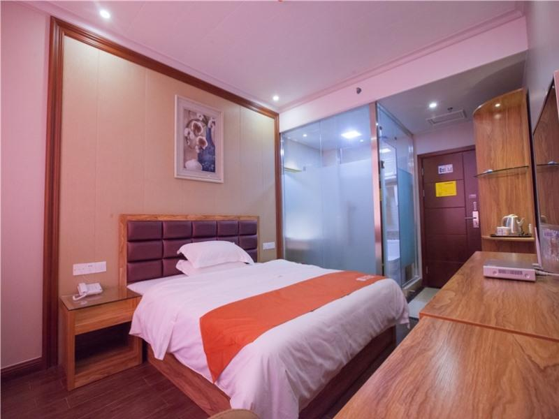 Shell Nanning Shanglin Town Dafeng Town Kaige Hotel