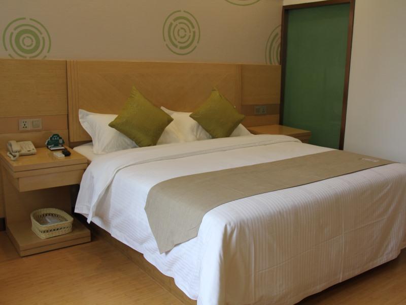 GreenTree Inn Fuyang Yingshang YinGYAng Road Suzhou Manor Hotel