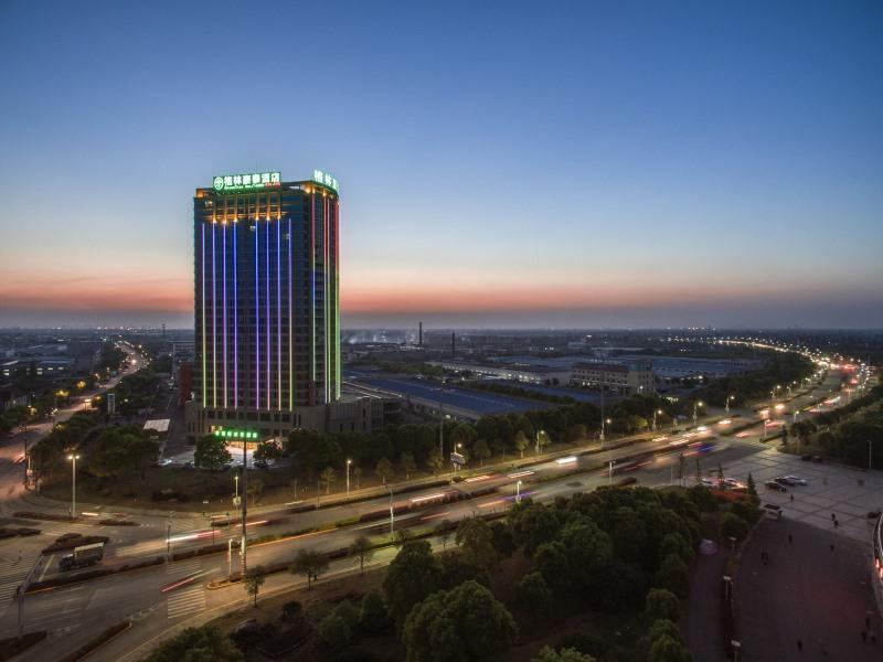 GreenTree Inn Jiaxing Jiashan Xitang Hotel