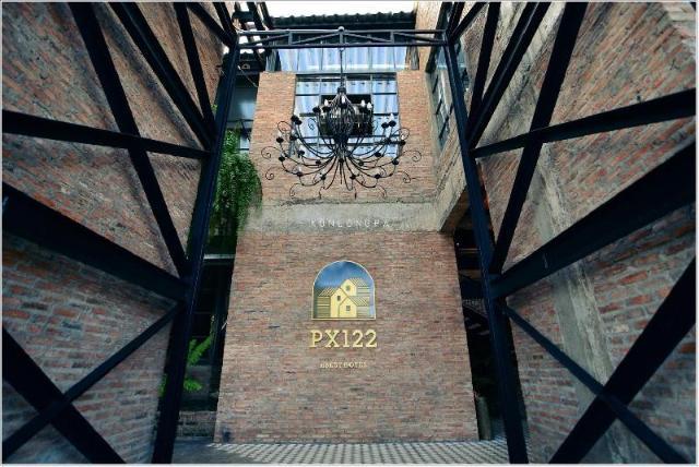 พีเอ็กซ์122 ดีเบสต์ โฮเทล – PX122 DBEST HOTEL