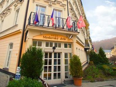 Lazensky Hotel Moskevsky Dvur
