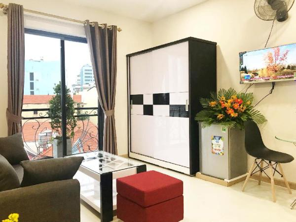 New, beautiful apartment near Tan Son Nhat Airport Ho Chi Minh City