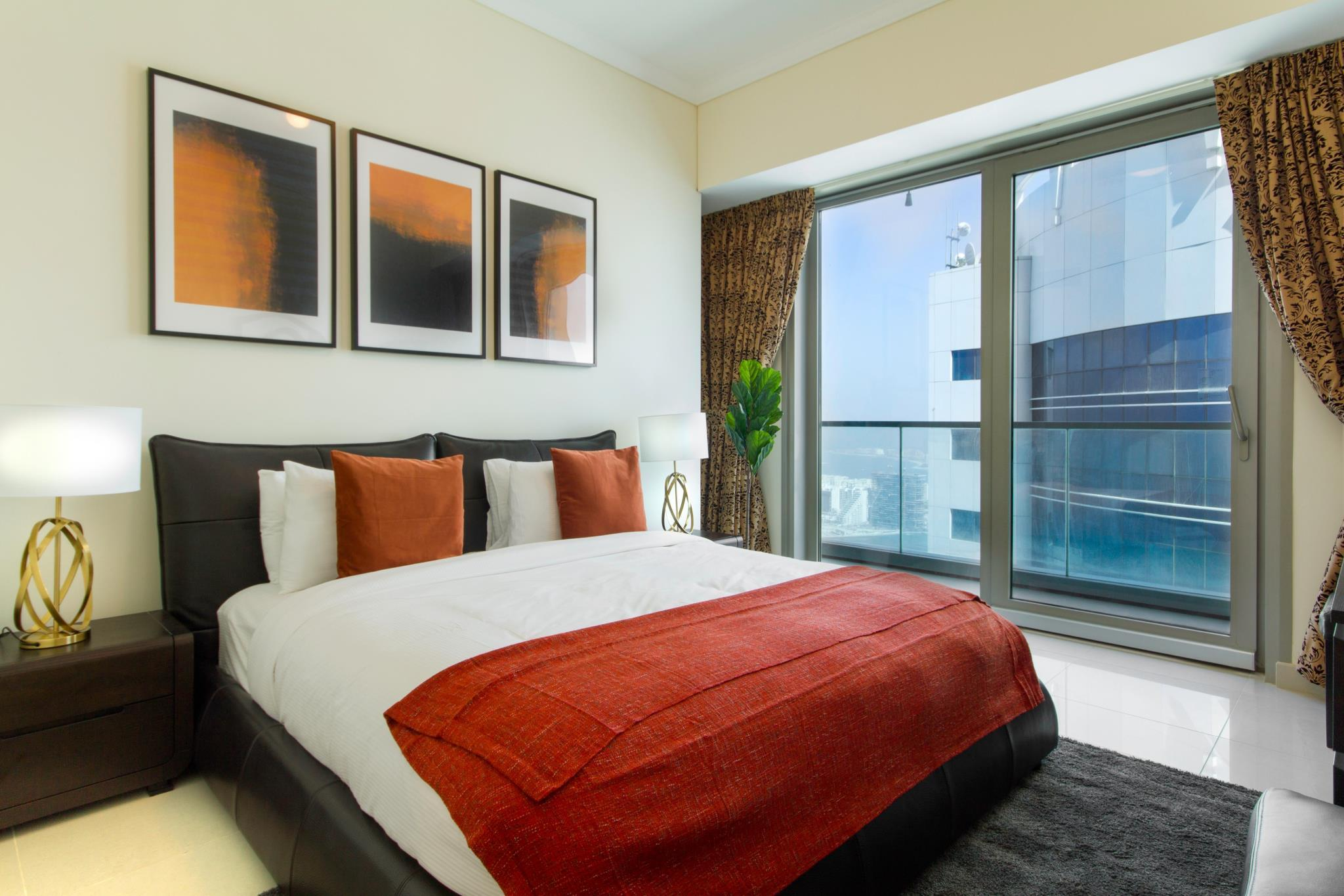 Maison Prive   2 Bedroom Apartment Ocean Heights