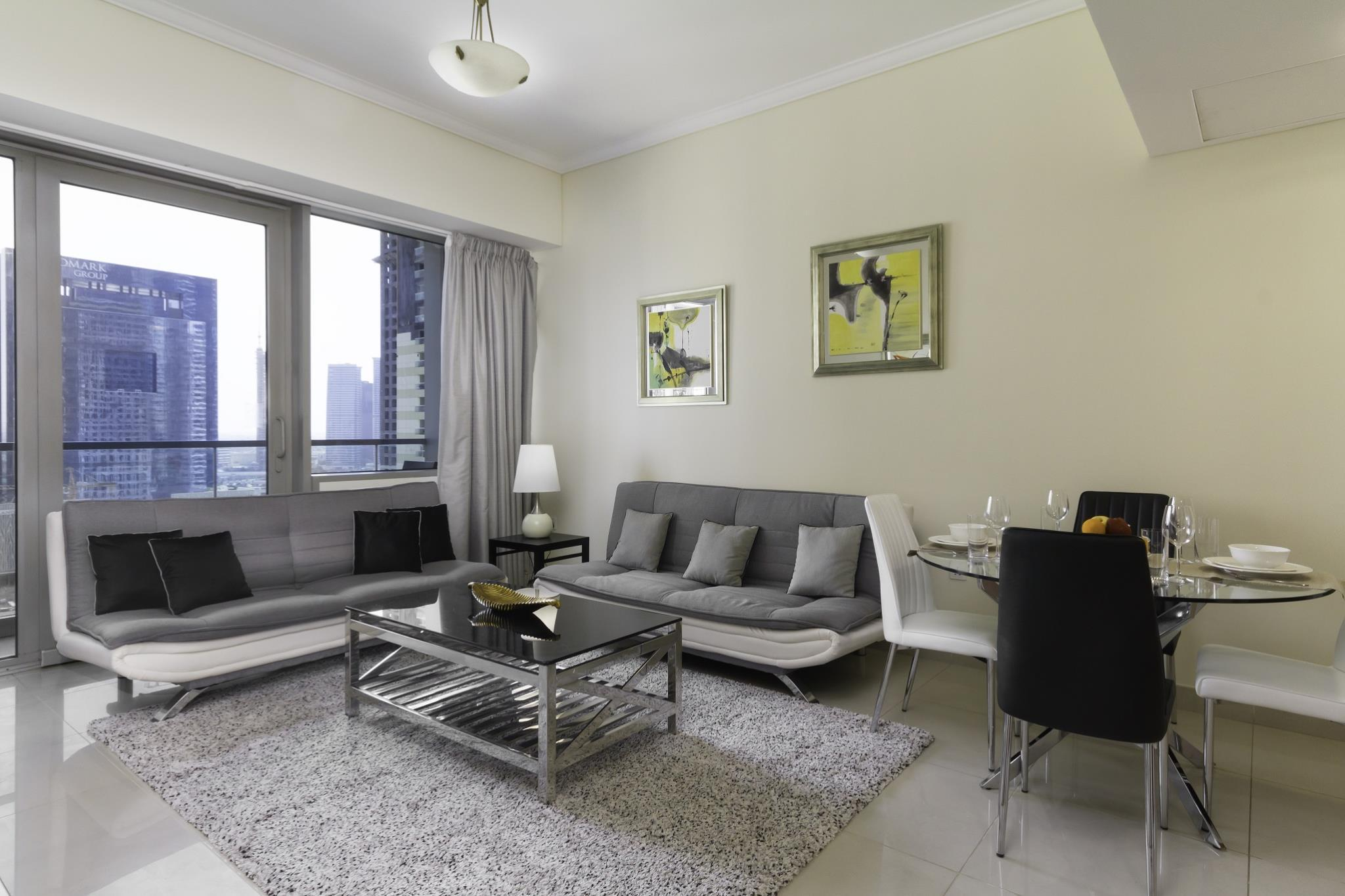 Maison Prive   1 Bedroom Apartment Ocean Heights