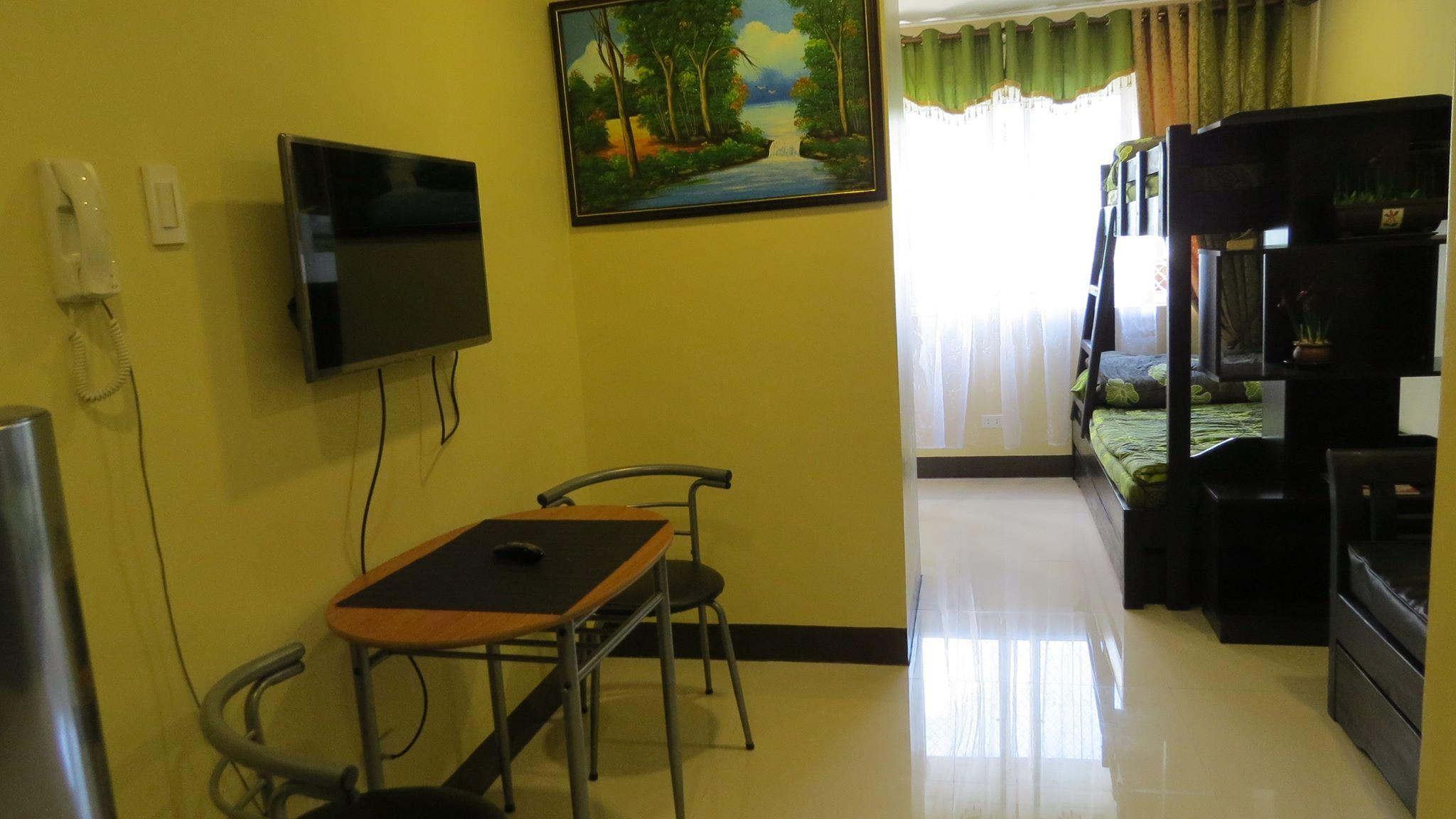 BAGUIO STUDIO CONDO UNIT