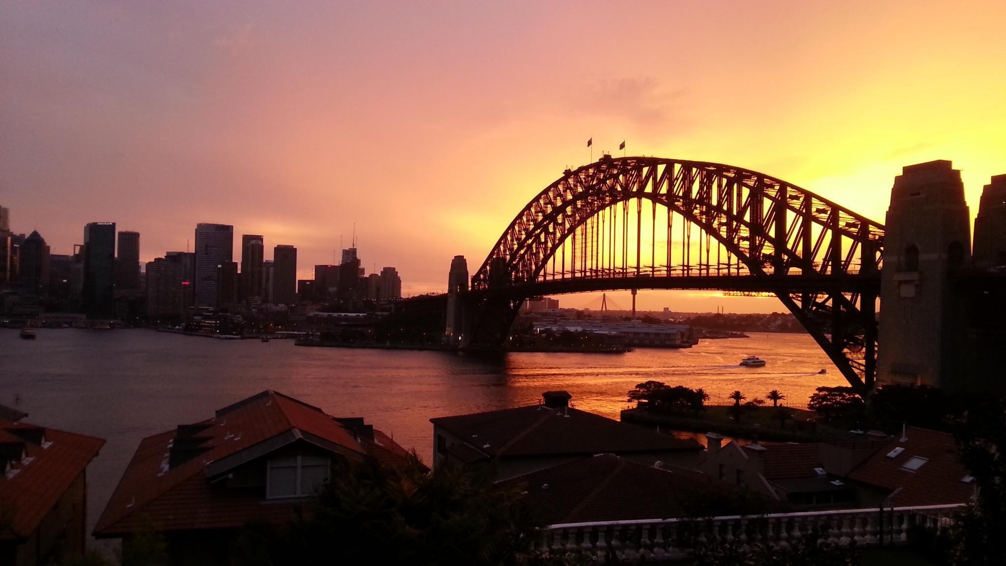Best Harbour Views In Sydney