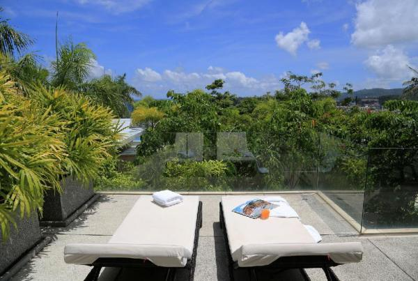 The Heights Luxury beach apartment C4 Phuket