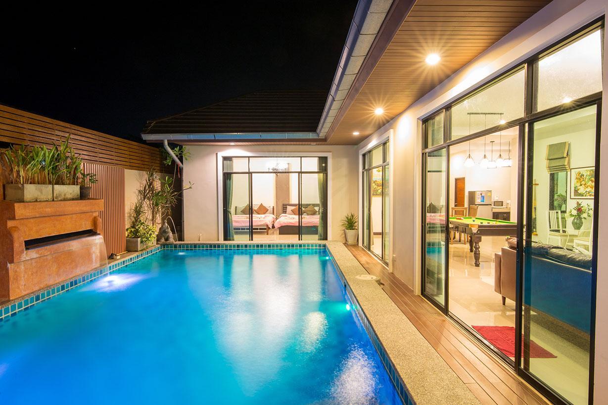 Baan Mon Tra Pool Villa Huahin