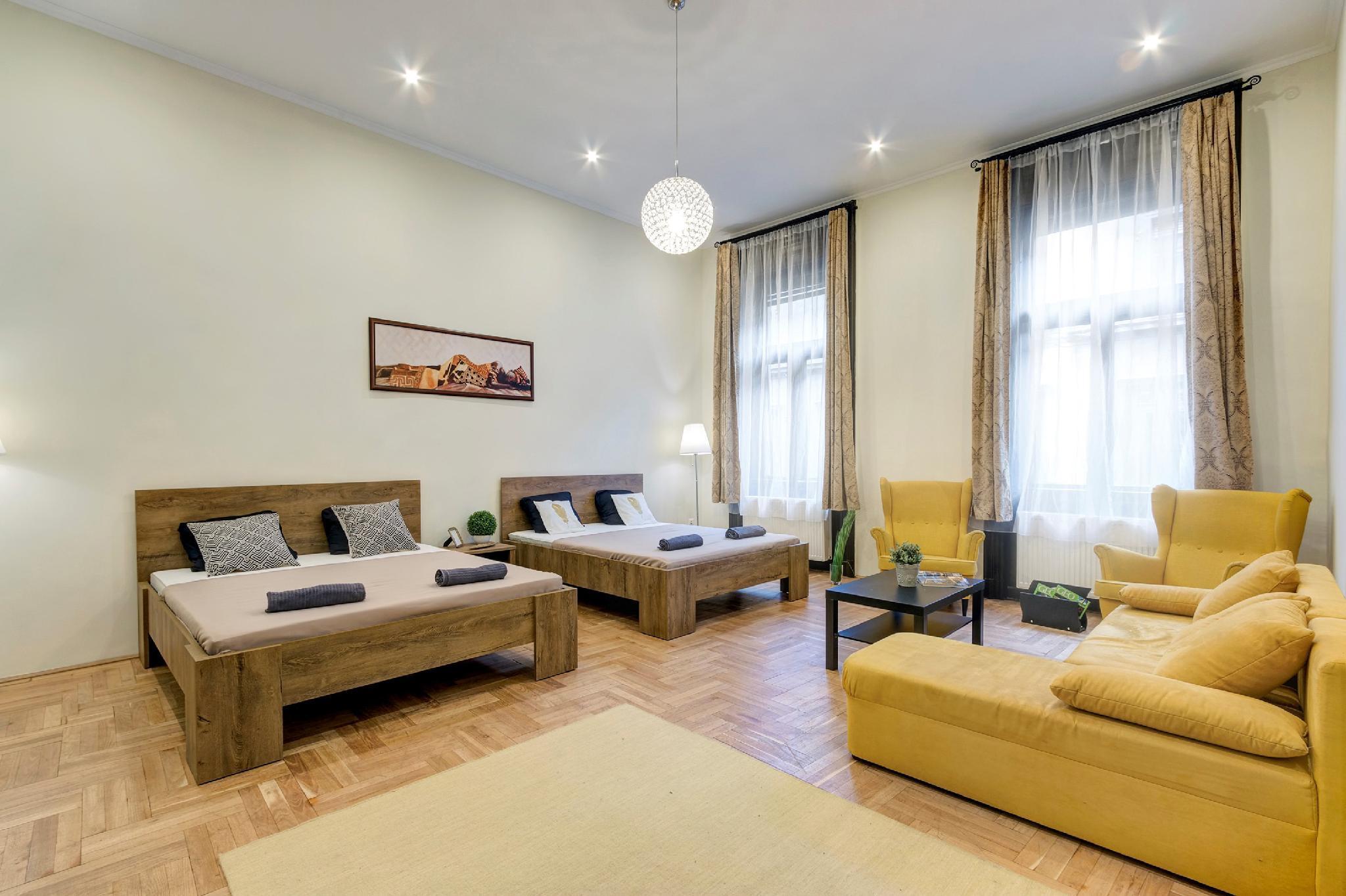 Real Apartments Klauzal