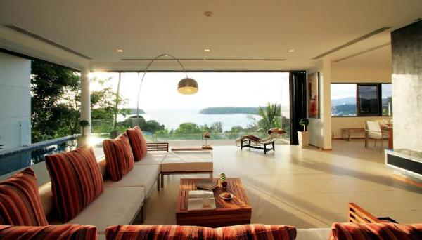 The Heights Penthouse Magnificent sea view A2 Phuket