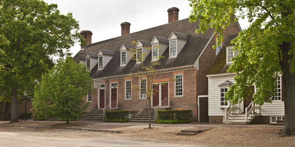 The Colonial Houses   A Colonial Williamsburg Hotel
