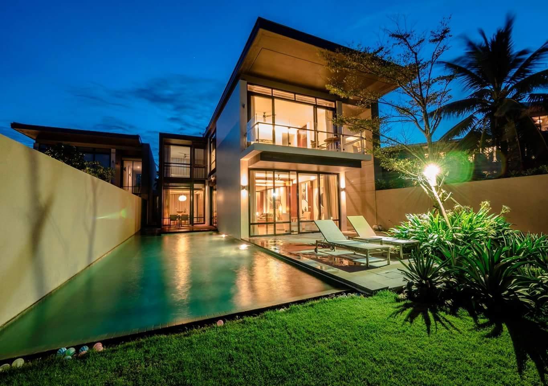 Luxury Beachfront 3BR Villa