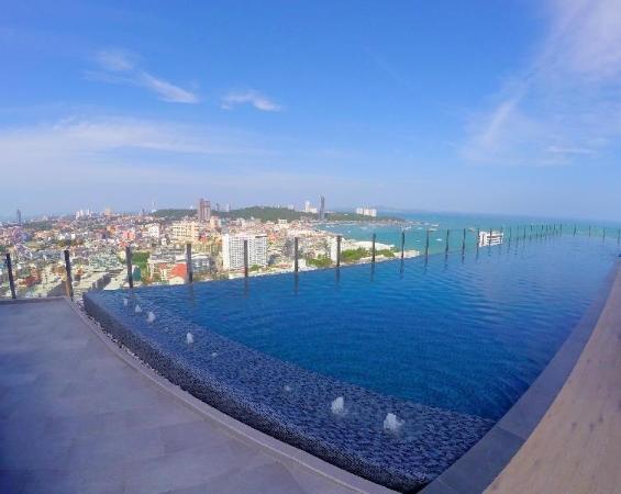 The Base,walkto Beach,Mall,Walking Street&Party#M2 Pattaya