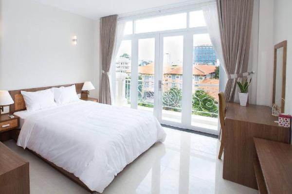 CityHouse Apartment - Villa Truong Dinh 2-Bedroom Ho Chi Minh City