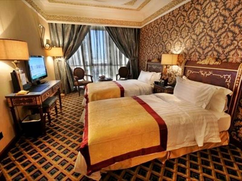 Al Khozama Madinah Hotel