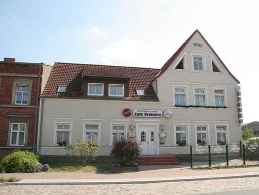 Hotel And Restaurant Zum Brunnen