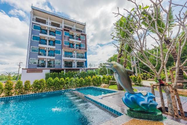 โรงแรมริเวอร์ฟรอนต์ กระบี่ – River Front Krabi Hotel