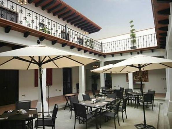 Hotel Casa Las Mercedes