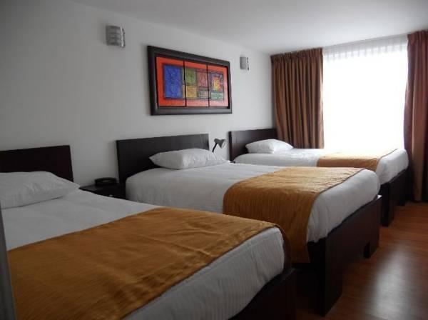 Hotel Expo Inn Embajada