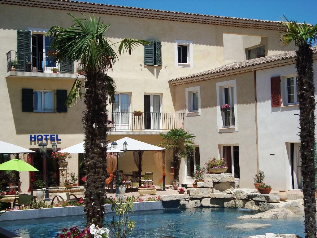 Inter Hotel Aix En Provence Nord Le Village Provencal