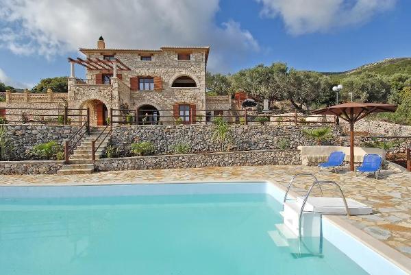 Villa Poseidon Zakynthos Island