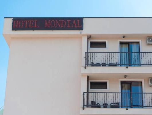Hotel Mondial   Eforie Nord