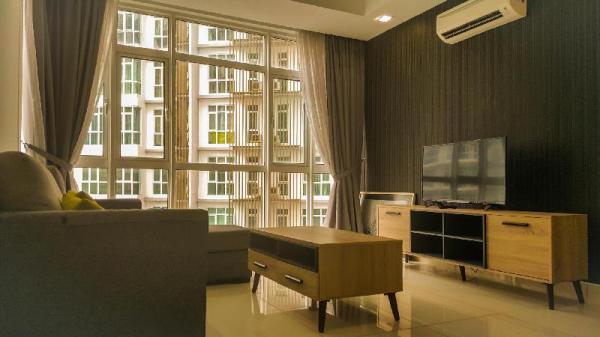 Aiji Home @ Central Residences Kuala Lumpur