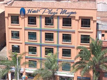 Hotel Plaza Mayor Medellin
