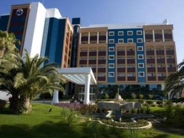 Kamelya Selin Hotel Manavgat