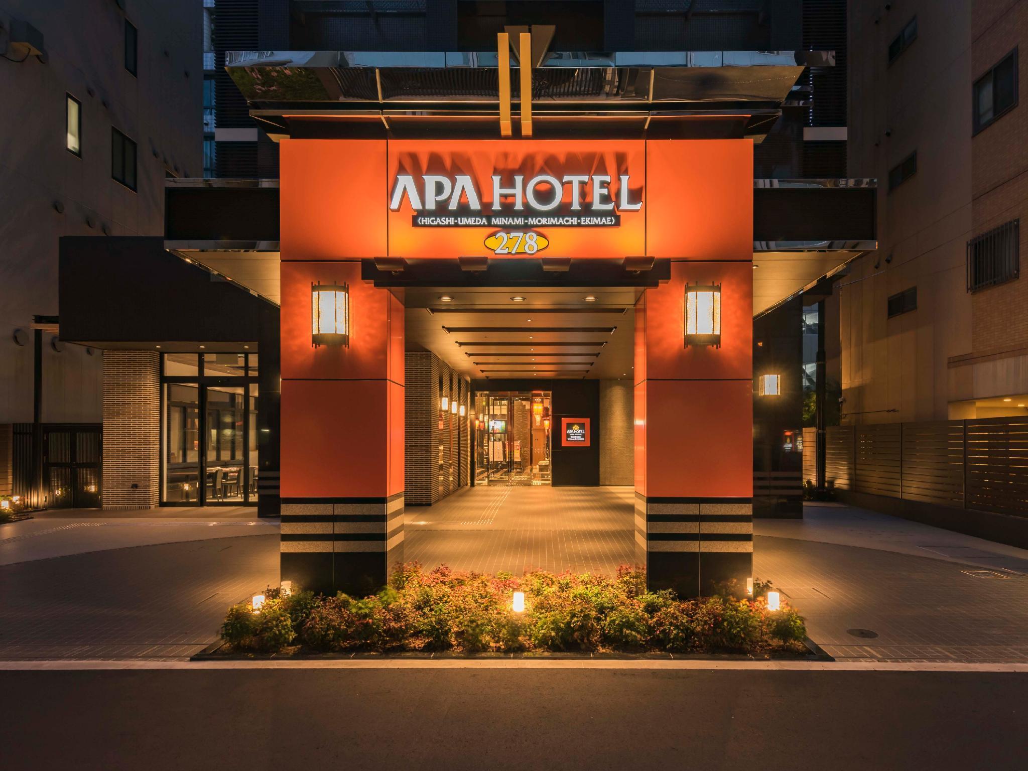 APA Hotel Higashi Umeda Minami Morimachi Ekimae