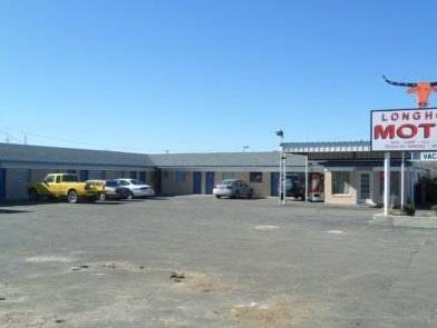 Longhorn Motel Boise City