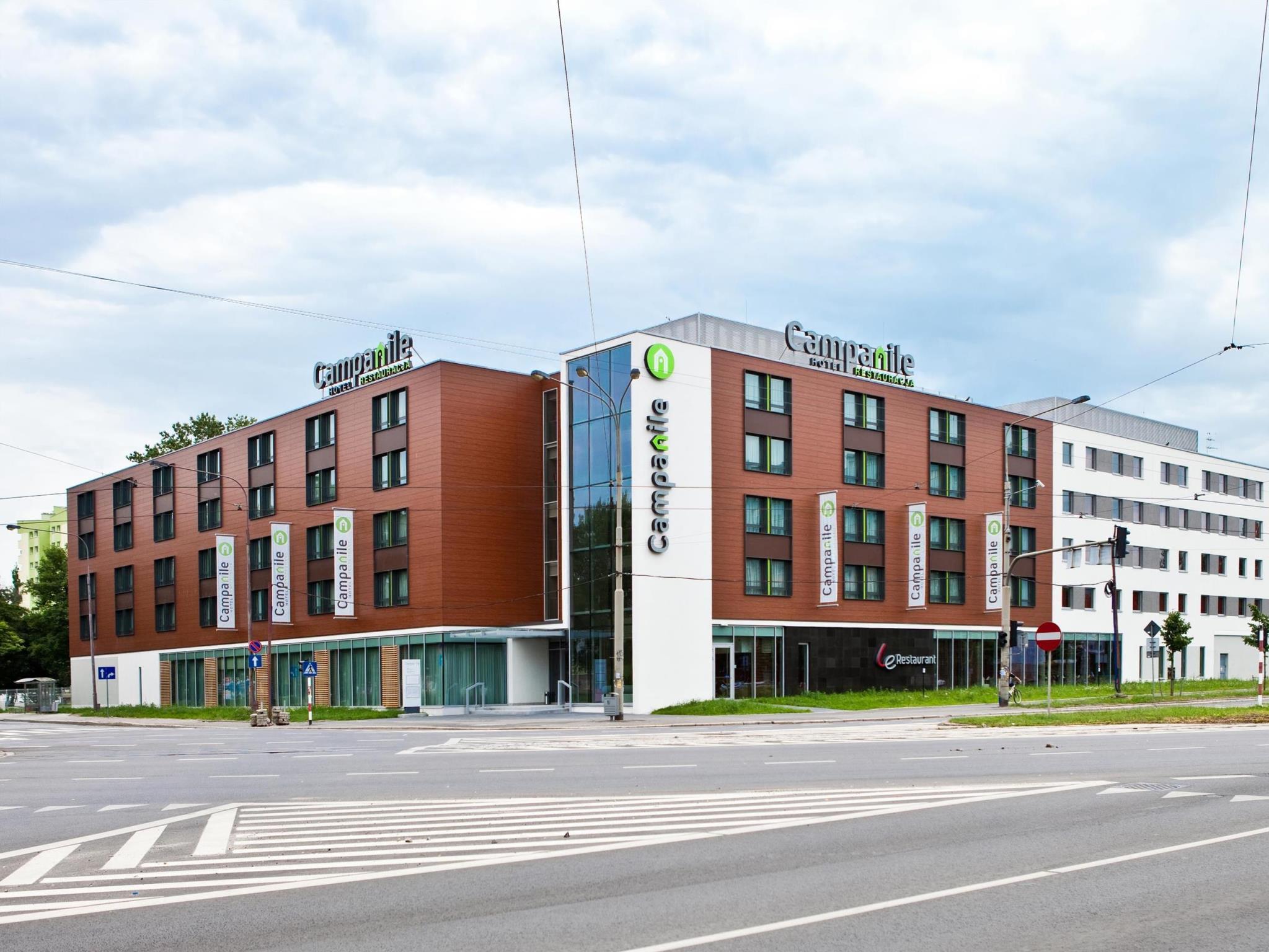 Campanile Hotel Wroclaw Centrum
