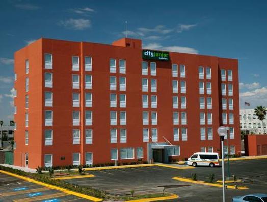 City Express Junior Juarez Consulado