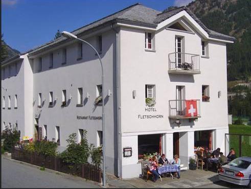 Hotel Fletschhorn